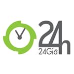 24h logo