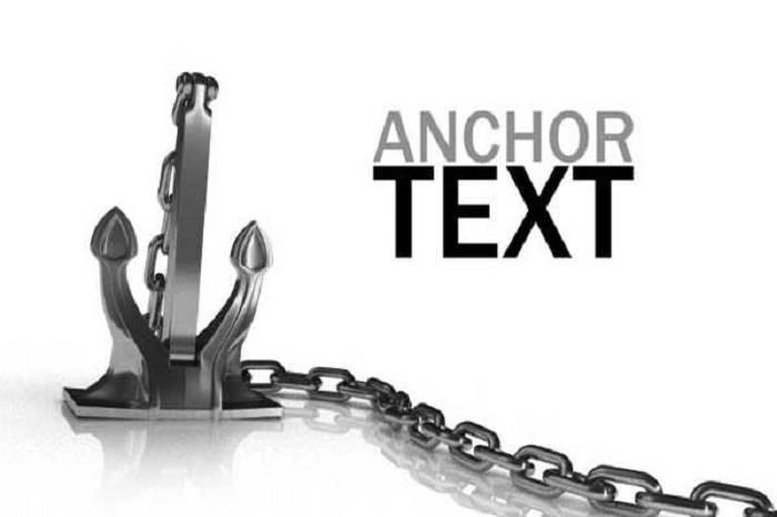 Thuật ngữ về Anchor text
