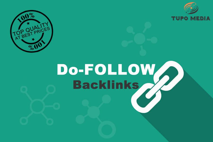 Thuật ngữ về backlink Dofollow