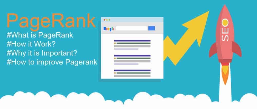 Thuật ngữ về Page Rank