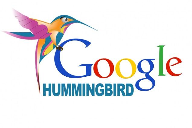 Thuật toán Google Humming bird